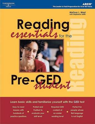 Reading Essentials for the Pre-GED Student (Paperback)