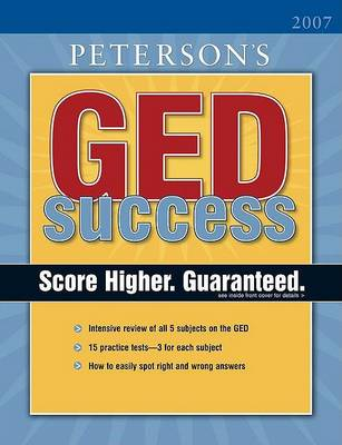 Ged Success 2005 (Paperback)