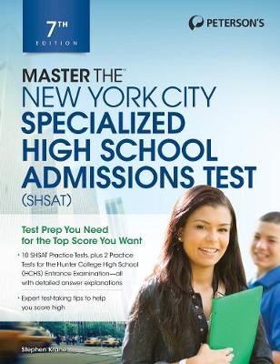 Master the New York City Specialized High School Admissions Test (Paperback)