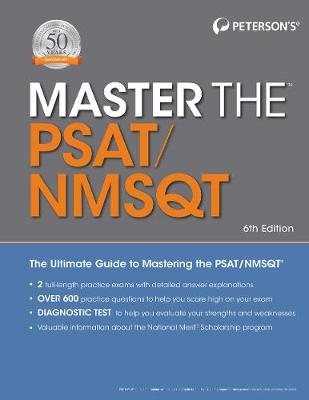 Master the PSAT NMSQT (Paperback)
