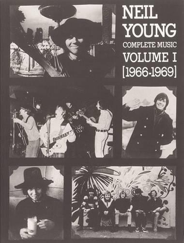 Complete Music: 1966-1969 Vol 1 (Hardback)