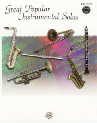 Great Popular Instrumental Solos: Clarinet - Great popular instrumental solos