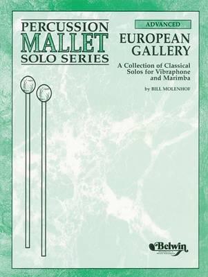 Percussion Mallet Solo Series: Vibraphone and Marimba (Hardback)