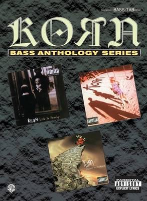 Korn Bass Anthology: Bass Anthology - Bass Tab