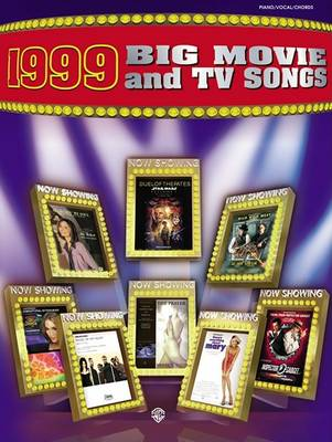 The 1999 Big Movie and TV Songs (Paperback)