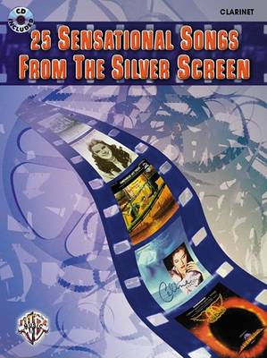Play along: Great Songs from the Silver Screen: Clarinet Book and CD