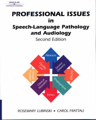 Professional Issues in Speech-language Pathology and Audiology (Paperback)