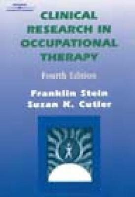 Clinical Research in Occupational Therapy (Paperback)