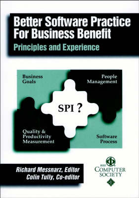 Better Software Practice for Business Benefit: Principles and Experiences (Paperback)