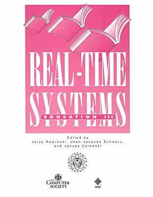 Real-time Systems Education Workshop: RTEW 3rd (Paperback)