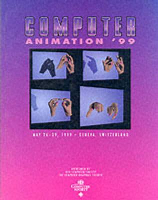 Computer Animation 1999 (Paperback)