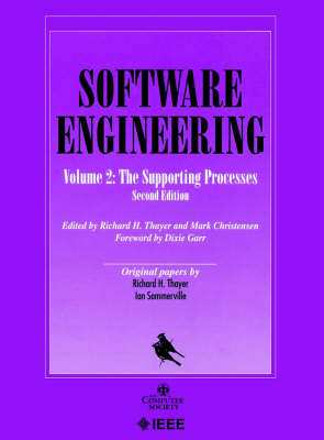 Software Engineering Resource Guide: Supporting Process Pt.2 (Paperback)