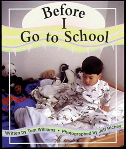 Before I Go to School (3) (Paperback)