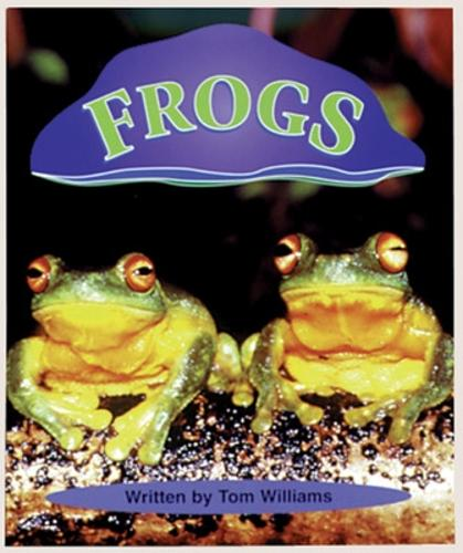 Frogs (12) (Paperback)