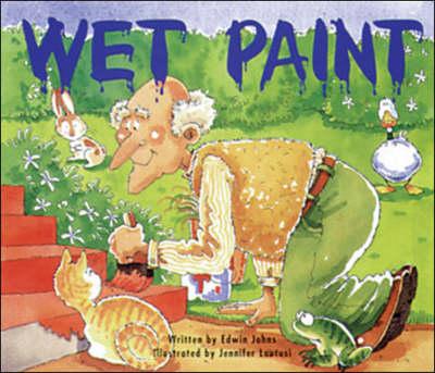 Wet Paint: Set C Emergent Guided Readers - Storyteller Setting Sun (Paperback)
