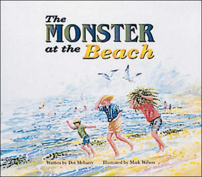 The Monster on the Beach (8): Set A Early Guided Readers - Storyteller (Paperback)