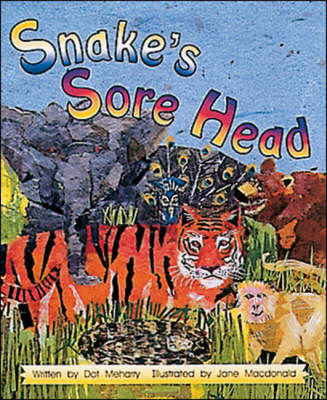 The Snake's Sore Head (9): Set A Early Guided Readers - Storyteller (Paperback)