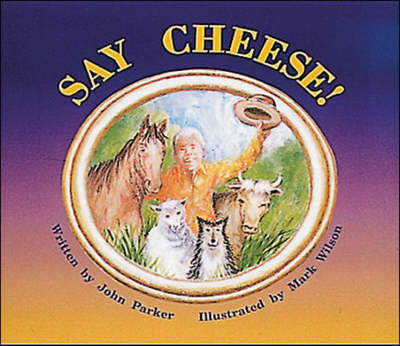Say Cheese!: Set B Early Guided Readers - Storyteller Moon Rising (Paperback)