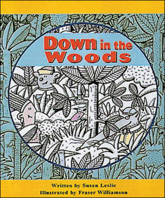Down in the Woods: Set C Early Guided Readers - Storyteller Moon Rising (Paperback)