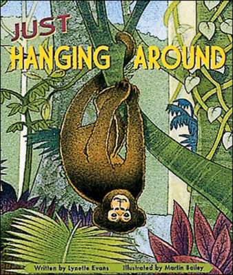 Just Hanging around: Set B Fluent Guided Readers - Storyteller Night Crickets (Paperback)