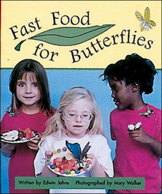 Fast Food for Butterflies: Set C Early Guided Readers - Storyteller Moon Rising (Paperback)