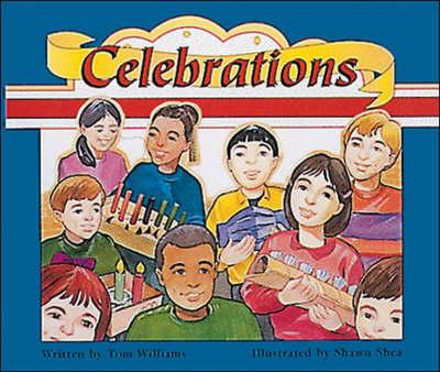 Celebrations: Set B Early Guided Readers - Storyteller Moon Rising (Paperback)