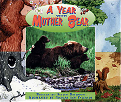 A Year with Mother Bear: Setting Sun - Storyteller Non-fiction (Paperback)