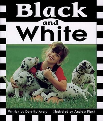 Black and White (5) (Paperback)
