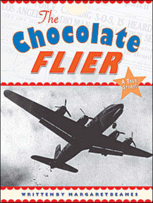 The Chocolate Flier: Thrills and Spills - Literacy Links Plus (Paperback)