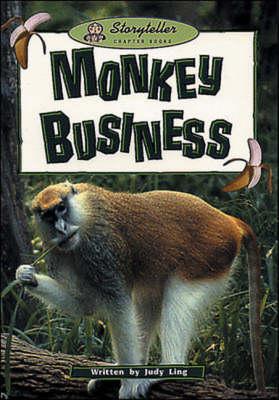 Monkey Business - Storyteller (Paperback)