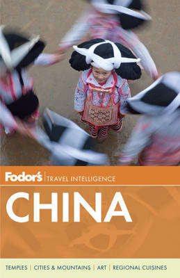 """""""Fodor's China, 8th Edition"""" (Paperback)"""