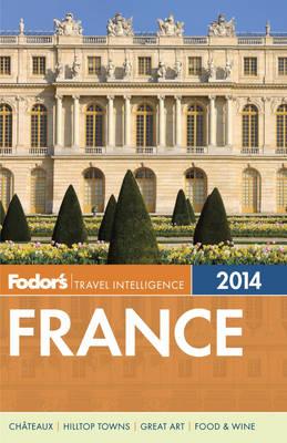 Fodor's France 2014 (Paperback)