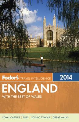 Fodor's England 2014 (Paperback)