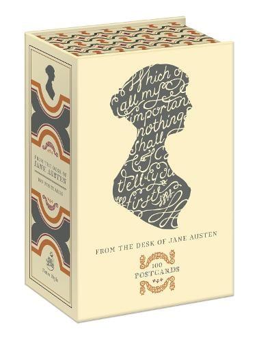 From The Desk Of Jane Austen (Hardback)