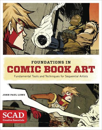 Foundations In Comic Book Art (Paperback)