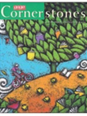 Cornerstones 3B: Anthology (Paperback)