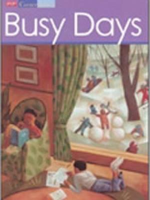 Cornerstones 1C: Busy Days Student Anthology (Paperback)