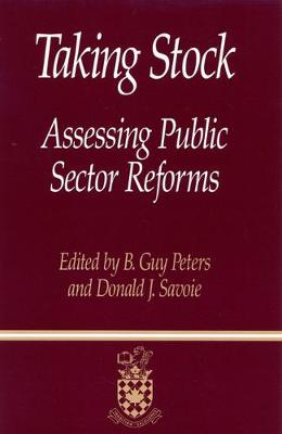 Taking Stock: Assessing Public Sector Reforms - Governance and Public Management (Paperback)