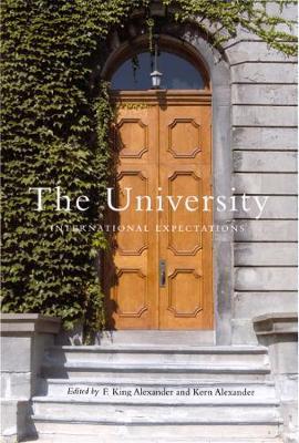 The University: International Expectations (Hardback)