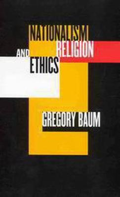 Nationalism, Religion, and Ethics (Paperback)