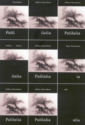 Palilalia - Hugh MacLennan Poetry Series (Paperback)