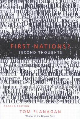 First Nations? Second Thoughts: Second Edition (Hardback)