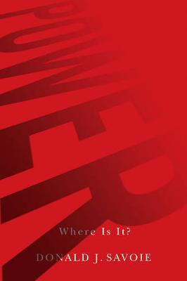 Power: Where Is It? (Hardback)