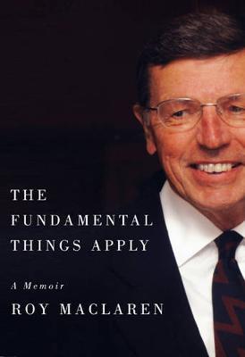 The Fundamental Things Apply: A Memoir (Hardback)