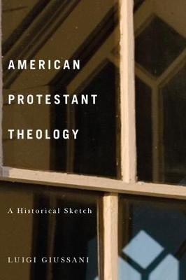 American Protestant Theology: A Historical Sketch (Hardback)