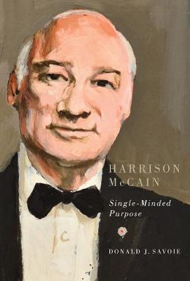 Harrison McCain: Single-Minded Purpose - Footprints Series (Hardback)