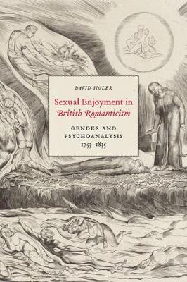 Sexual Enjoyment in British Romanticism: Gender and Psychoanalysis, 1753-1835 (Hardback)