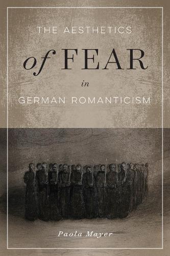 The Aesthetics of Fear in German Romanticism - McGill-Queen's Studies in the Hist of Id (Paperback)