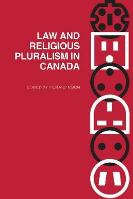 Law and Religious Pluralism in Canada - Law and Society (Paperback)