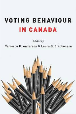 Voting Behaviour in Canada (Hardback)